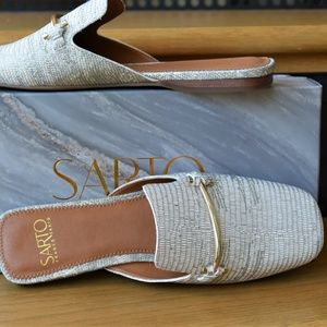 NEW Sarto by Franco Sarto Venna Mule Shoes